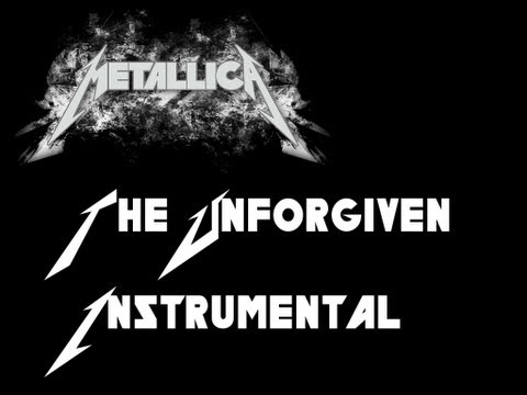 Metallica - The Unforgiven [instrumental]