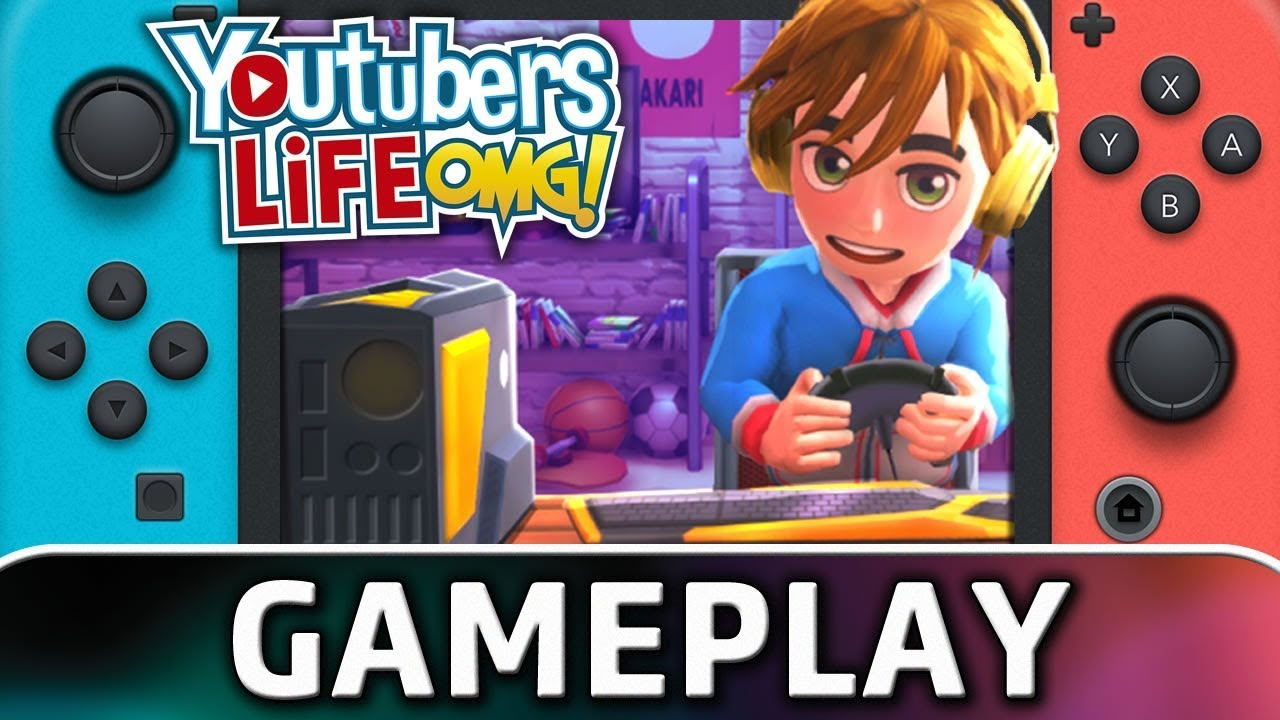 Youtuber life game