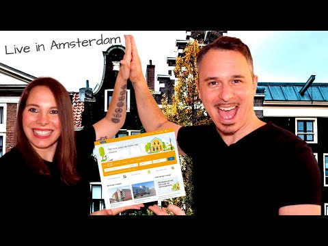 How To Get A Flat In Amsterdam | Moving To Amsterdam