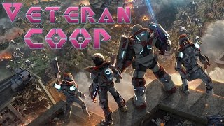 ALIENATION - Veteran Coop Gameplay!