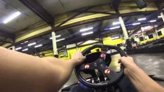GoPro 3 | Sykart | Indoor Kart Racing | Edit