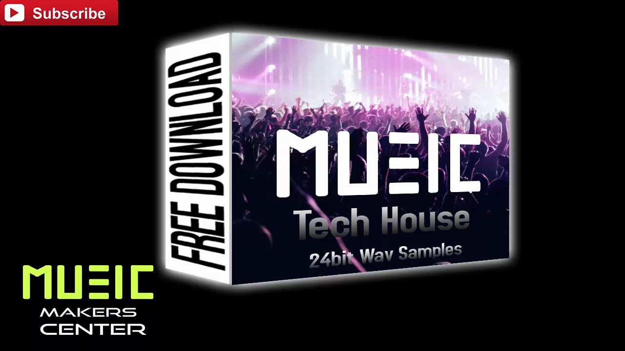 FREE TECH HOUSE SAMPLE PACK - YouTube