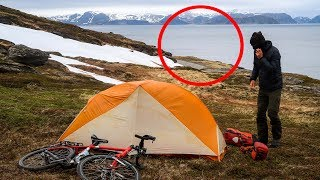 Sea Monster Sighting on My Bike Tour in Norway - EP. #191