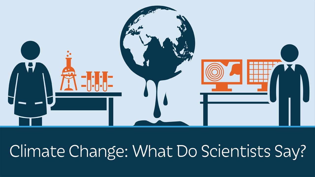 Climate Change: What Do Scientists Say? - YouTube