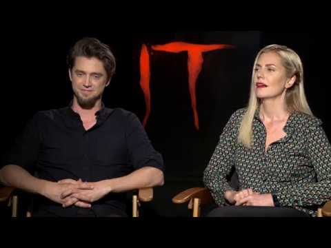 IT (ESO) - Entrevista Andy y Bárbara Muschietti - Oficial Warner Bros. Pictures