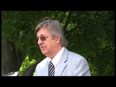 Profesor PIOTR PALECZNY - 21 MKP im. F. Chopina - SZAFARNIA 2013