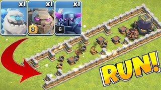 "the MOSt EPIc race EVER!! ""Clash Of Clans"" tANK RACERS!!!"