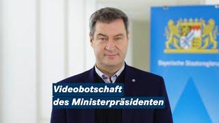Videobotschaft von ministerpräsident dr. markus söder zur corona-pandemie.faqs zum corona-virus findet ihr hier: https://q.bayern.de/faq-coronabesuchen sie u...