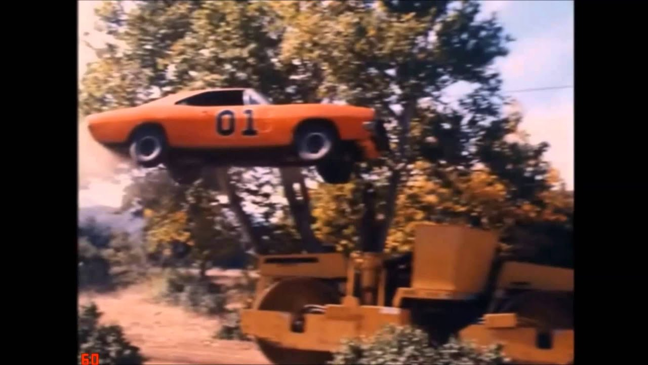 Dukes Of Hazzard-General Lee Jump Special (with Sound And