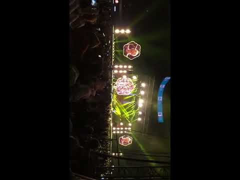 Coldplay - Yellow Abu Dhabi Concert 31/12/2016