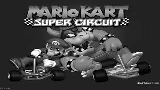 Main Menu - Mario Kart: Super Circuit