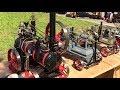Scale Hand Built Old Tractors   Running Engine & Sound | Hot Bulb Landini, Lanz, Ansaldo...