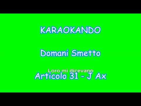 Karaoke Italiano -
