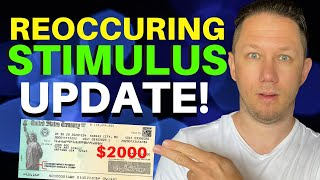 YES! NEW Monthly Reoccurring Stimulus Checks!