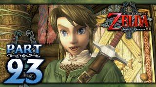 The Legend of Zelda: Twilight Princess HD - Part 23 - Down Zora's River