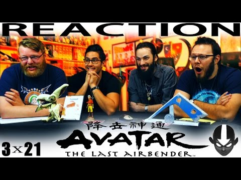 Avatar: The Last Airbender 3x21 FINAL REACTION!! Sozin