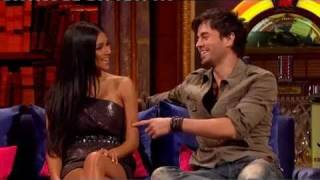 Enrique Iglesias & Nicole Scherzinger Interview (Paul O'Grady Show 2010)