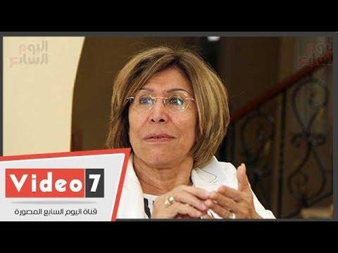 فريدة الشوباشى:-الشعب هيتكلم عن مجد عبد الناصر مثل الفراعنة-