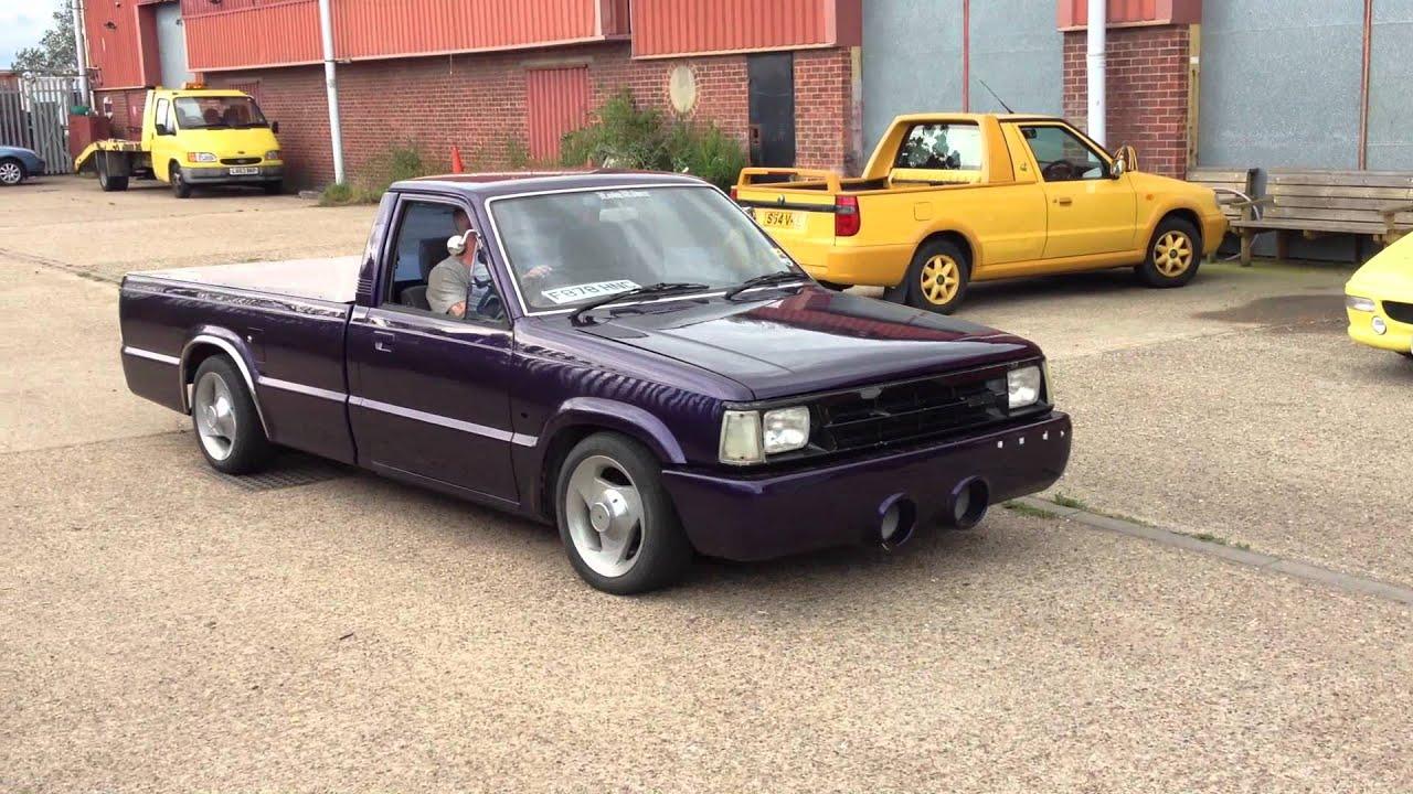 small resolution of mazda b2000 truck v8 custom