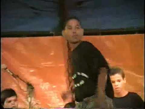STREET FUNK - ALUNOS DO GRUPO FILOSOFIA DE RUA - 1998 - CORNÉLIO PROCÓPIO - PR