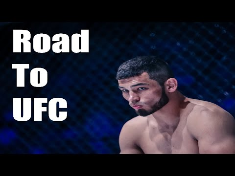 Makhmud Muradov Road To UFC - Mahmud Murodov UFC Ga Yo'l