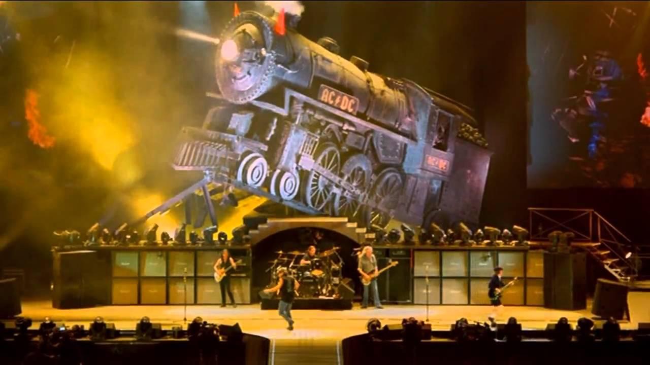 Resultado de imagen de AC/DC - Rock N Roll Train (from Live at River Plate)