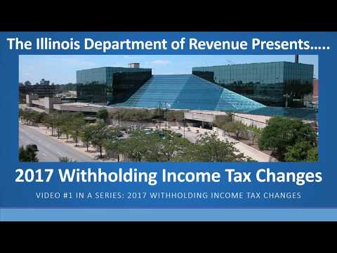 2017 Form IL-941 - YouTube
