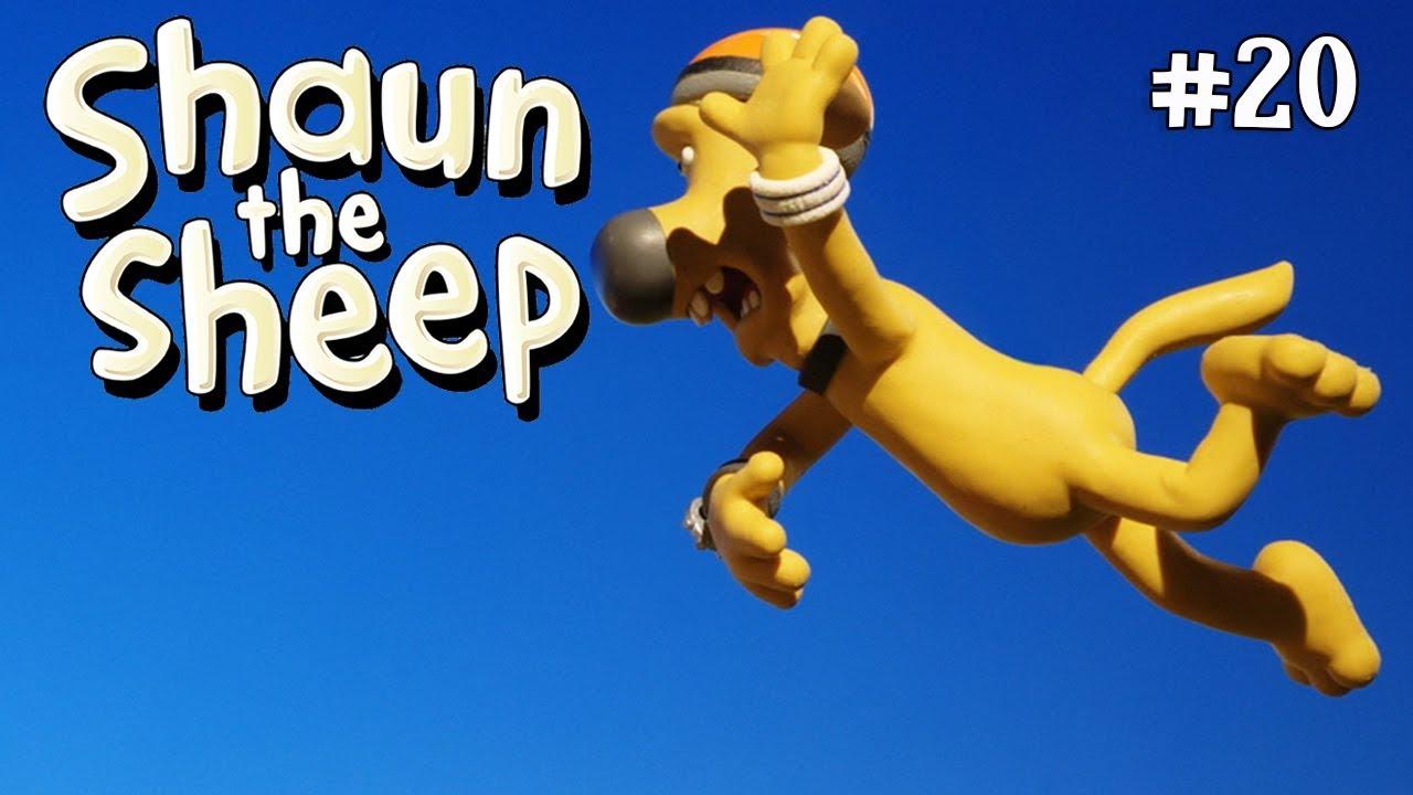 Hari ground dog - Shaun the Sheep [Ground Dog Day]