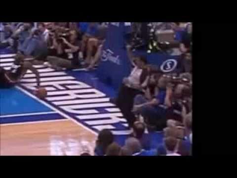 NBA Referee air hump
