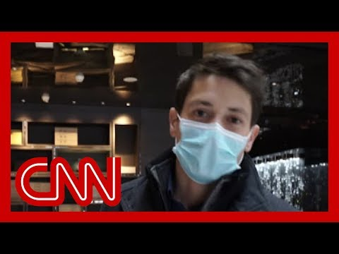 CNN Journalists Living And Working Under Coronavirus Quarantine