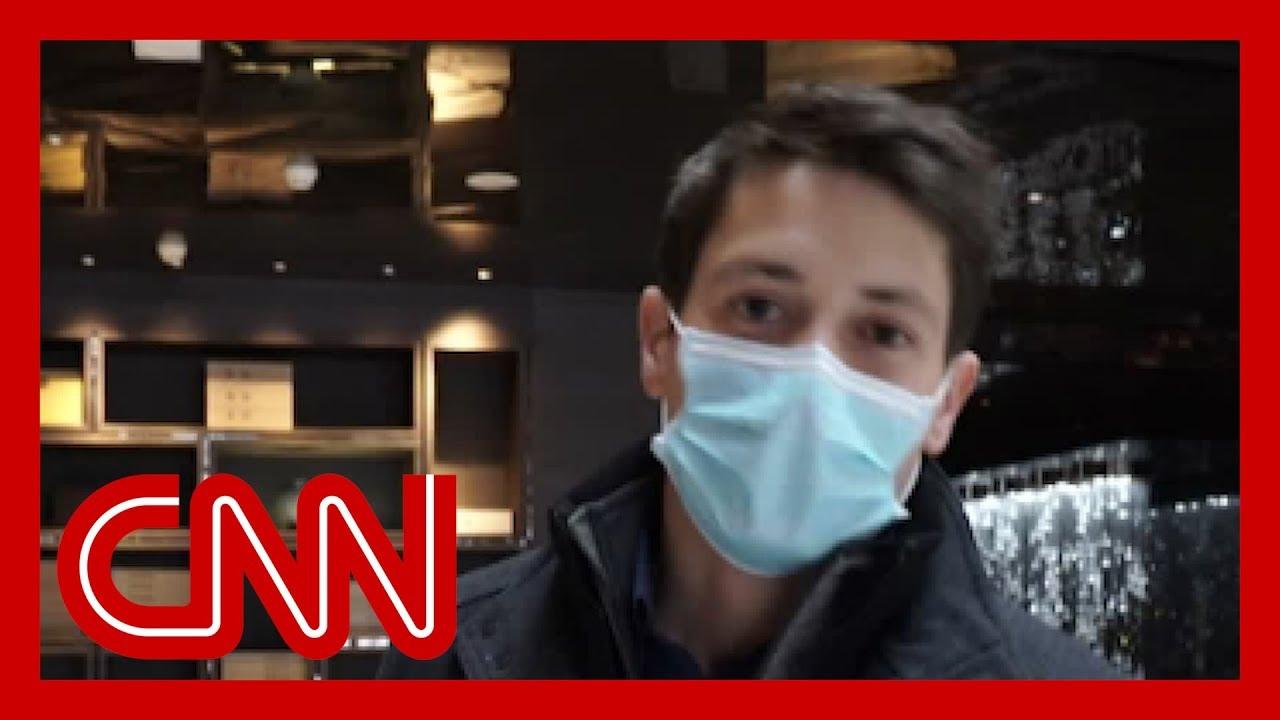 CNN journalists living and working under coronavirus quarantine