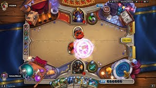 Play 3 arena games and play 30 Hunter Cards(Hearthstone Gameplay)