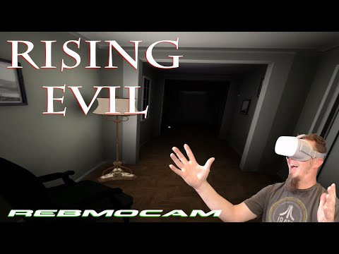 Oculus Go - Rising Evil - Oh It's A Demo?!?!