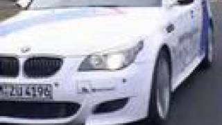 BMW M5 E60 'RingTaxi Nürburgring Nordschleife
