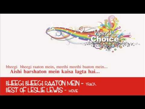 Bheegi Bheegi Raaton Mein Lyrics Translation | Adnan Sami