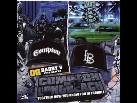 Daddy V - Compton & Long Beach Gittin Down (Feat. Lil Bam & K9)