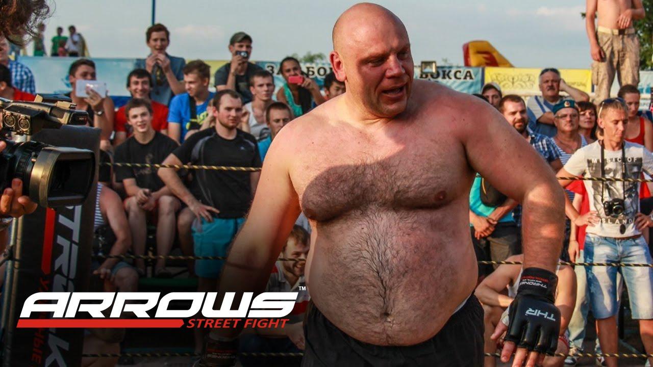Unbelievable Beer man in MMA !!
