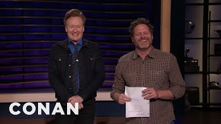 Scraps: The Conan Kick - CONAN on TBS