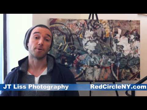 Artists Previews - JT Liss Photography for the Red Circle Gallery