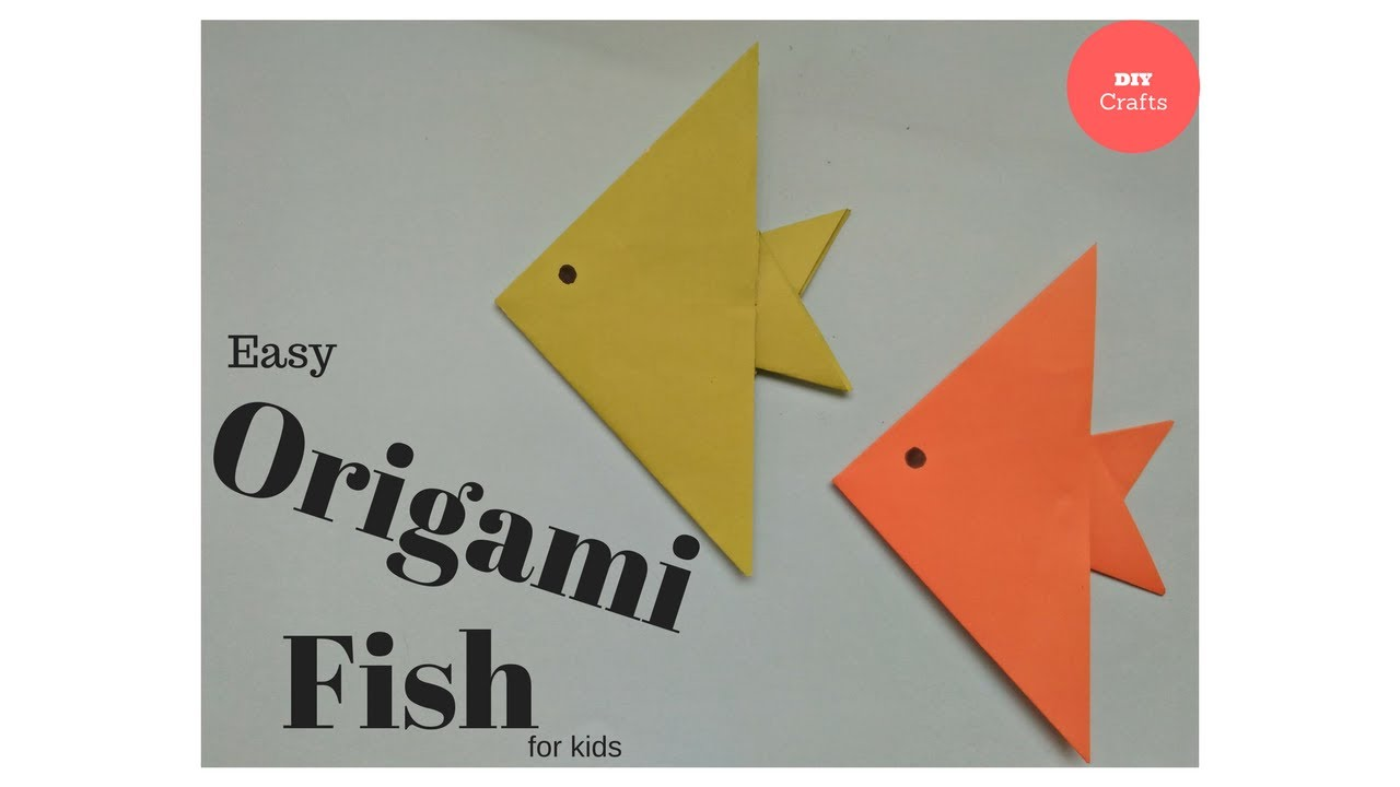 how the paper fish learned to