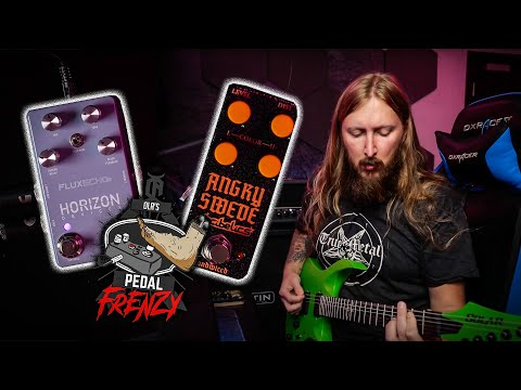 PEDAL FRENZY - FLUX ECHO/ANGRY SWEDE