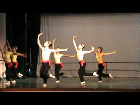 QT2K tốt nghiệp múa sân khấu truyền thống (P.4)