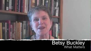 Betsy Buckley-Mind Your P's and Q's