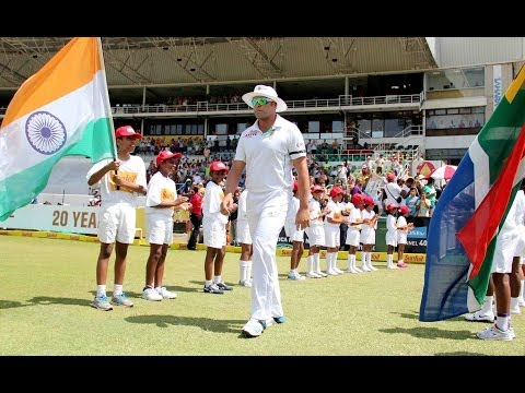 Wall of SA Cricket Jacques Kallis Retires