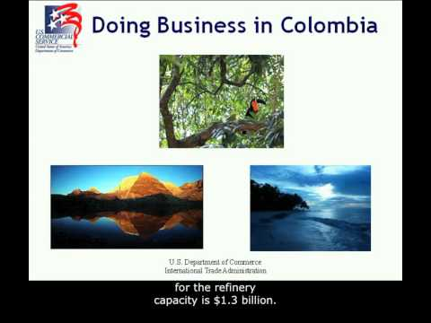 Energy Opportunities in Colombia