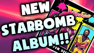 New STARBOMB Album PLAYER SELECT - December 16th!!!