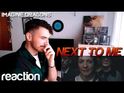 IMAGINE DRAGONS  NEXT TO ME  REACTION  REACCIÓN