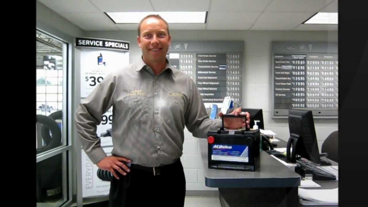 Battery Testing 101 Vande Hey Brantmeier Chilton Auto Repair Youtube