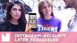 Wat vinden mensen van onze Instagram-accounts?
