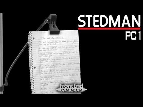 Stedman PC1 Sheet Music Holder